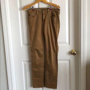 Super soft skinny AG cigarette pants